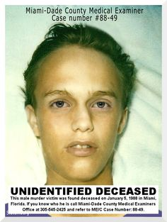 69 Best Unidentified Bodies Found images in 2019 | John doe, Missing