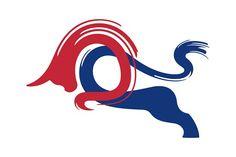 《7981兄弟的LOGO动物世界》马、牛、狮系列小品_艺术字体设计_字体下载_中国书法字体,英文字体,吉祥物,美术字设计-中国字体设计网