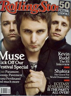 Muse & RollingStone = EPIC!