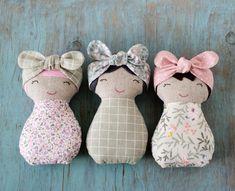 Dolls sewing patterns PDF Rag doll tutorial Styffed toys Soft dolls Handmade toys Nursery decor PDF Sewing for kids Beginner projects Easy – Sewing Projects Doll Sewing Patterns, Sewing Dolls, Kids Patterns, Tiny Dolls, Soft Dolls, Dolls Dolls, Rag Dolls, Doll Toys, Rag Doll Tutorial