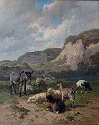 Lijst van Belgische kunstschilders - Wikipedia