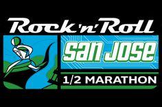 San Jose Rock 'n' Roll Half Marathon, 10K & 5K Races 2015