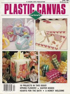 Plastic canvas corner Apr 1990 - Mly AgH - Picasa Web Albums...