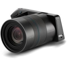 Take 3D pictures. Change the focus AFTER you take the picture. Lytro Illum Light Field Digital Camera B5-0035