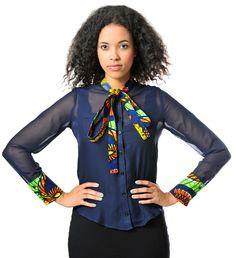 Alleon Shirt! ~Latest African Fashion, African Prints, African fashion styles, African clothing, Nigerian style, Ghanaian fashion, African women dresses, African Bags, African shoes, Kitenge, Gele, Nigerian fashion, Ankara, Aso okè, Kenté, brocade. ~DK