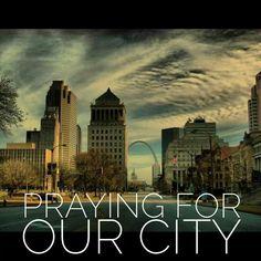 Pray for peace!