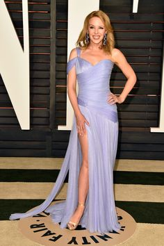 Kylie Minogue in Ralph & Russo