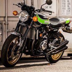 Blog Of The Biker Legendary Z900 Reborn