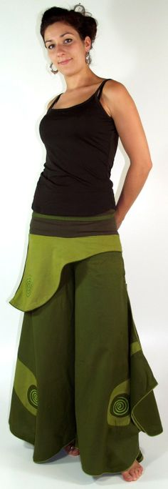 Baumwolle Guru-Shop Latzhose Aladinhose Haremshose Pluderhose Pumphose Damen Pluderhosen /& Aladinhosen Alternative Bekleidung