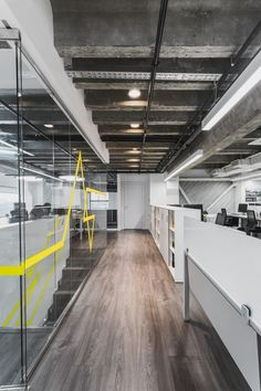Office Design / IND Architects   #office #design #moderndesign http://www.ironageoffice.com/