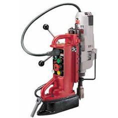 Milwaukee 4209-1 Electromagnetic Drill Press (Tools & Home Improvement)  http://www.amazon.com/dp/B000BPEQ3G/?tag=heatipandoth-20  B000BPEQ3G