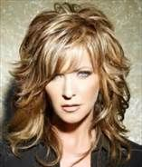medium Curly Hairstyles For Women Over 50 - Bing Images