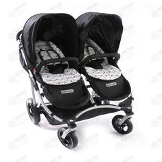 Love n care twingo, this is the pram we're eyeing off for the twins, haven't found any negative reviews yet.