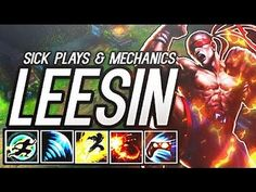 những pha xử lý hay Lee sin Montage | Best Plays & Mechanics |  Happy New Year to all - http://cliplmht.us/2017/06/09/nhung-pha-xu-ly-hay-lee-sin-montage-best-plays-mechanics-happy-new-year-to-all/