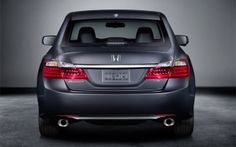 Honda developed the all-new 2013 Honda Accord with you in mind.