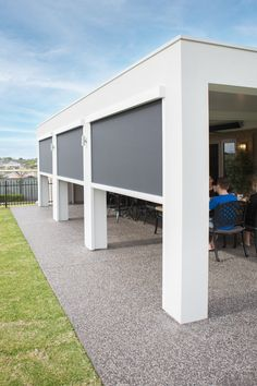 Outdoor Blinds, Free In, Pergola, Patio, Home, Outdoor Pergola, Ad Home, Homes, Haus