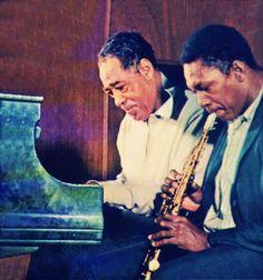 Coltane & Duke Ellington