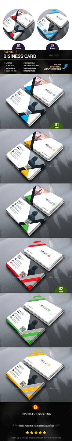 Business Card Bundle by BigBBang Buy Business Cards, Cleaning Business Cards, Professional Business Cards, Business Card Design, Name Card Design, Design Cards, Card Designs, Print Templates, Card Templates