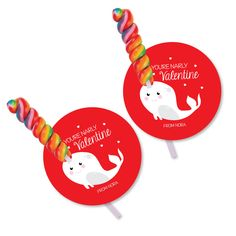 Narwhal Valentine- You're Narly Valentine- Narwhal Printable by CrowningDetails on Etsy Johnny Valentine, Valentines Day Party, Valentine Day Cards, Swirl Lollipops, Valentine's Day Printables, Teacher Gifts, Crafts For Kids, Christmas Ornaments, Holiday Decor