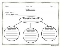 Reading Street Graphic Sources Sheet 2