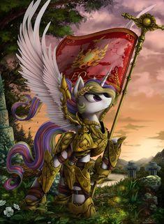 Empress of all of Equestria by Yakovlev-vad.deviantart.com on @DeviantArt