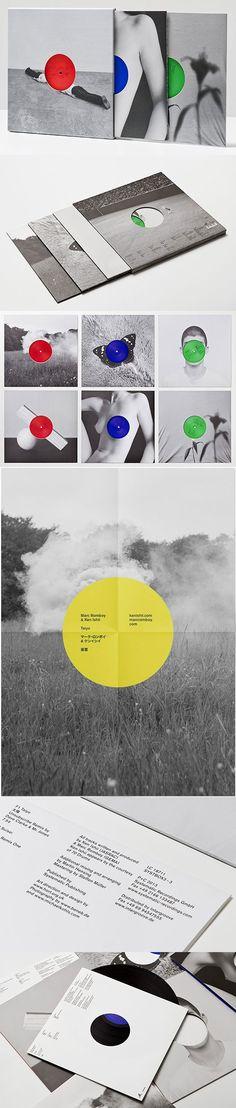 HORT :: Marc Romboy & Ken Ishii Album :: http://www.hort.org.uk/405