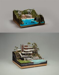 #miniature #architectural