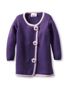 64% OFF Portolano Baby Sweater Coat (Purple/Wisteria) #apparel #Kids