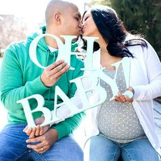 Oh Baby Photo prop for maternity shoots Maternity Pictures, Pregnancy Photos, Maternity Shoots, Cute Baby Photos, Baby Pictures, Maternity Photography, Family Photography, Photography Ideas, Baby Mine