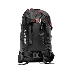 Jones Snowboards - The journey is the reward - Backpack 30L R.A.S.