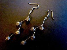 earrings from   twobutterflies