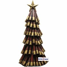 Shotgun Shell Decorative Tree Shotgun Shell Decorative Tree Pin: 235 x 235 Shotgun Shell Art, Shotgun Shell Wreath, Shotgun Shell Crafts, Shotgun Shells, Bullet Casing Crafts, Bullet Crafts, Ammo Crafts, Diy Crafts, Ammo Art