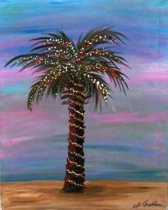 pam trees with christmas lights | 02 2012 christmas palm the sc iconic palm tree with christmas lights ...
