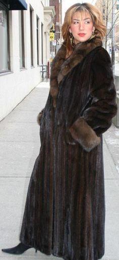 Mink Fur, Mink Coats, Fur Coat, Mahogany Brown, Faux Fur, Jackets For Women, Lady, How To Wear, Shopping