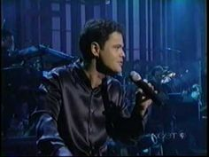 """Donny Osmond  """"No Matter What""""....He's so dreamy!"""
