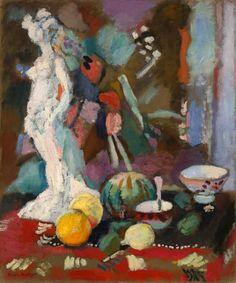 Henri Matisse Still Life with Plaster Figure 1906