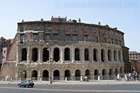 Theater of Marcellus in Rome
