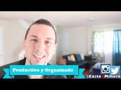 Como ser Más Productivo y Organizado - Súper Efectividad - YouTube