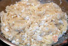 Levné jídlo, které připravíte za pár minut. Dá se připravit na sladko nebo i naslano. Místo cukru přidáte trochu více soli, rozpuštěné máslo a nasekanou pažitku nebo opečenou slaninu. Autor: IvanK What To Cook, Family Meals, Potato Salad, Macaroni And Cheese, Rice, Cooking, Ethnic Recipes, Desserts, Food