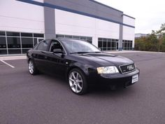 2004 Audi A6 2.7T S Line quattro - $10,599