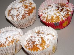 Muffin orange
