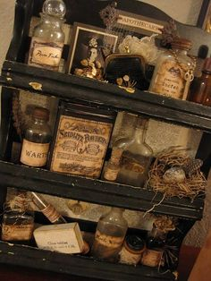 Potion Cabinet