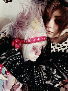 Anime Dolls, Blythe Dolls, Ero Guro, Barbie, Childish Gambino, Doll Repaint, Custom Dolls, Diy Doll, Ball Jointed Dolls