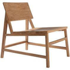 Cute Ethnicraft N CHAIR N Design Stuhl Lounge Eiche