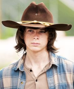 Carl Grimes 6x07 'Heads Up'