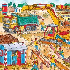 (2014-06) Hvad gør de på byggepladsen?