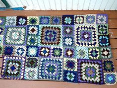 This project was inspired by the free Red Heart baby blanket designed by Lucy at attic 24, but I did not follow the pattern, only the layout of it. It is more of a heavily modified version. I love ...