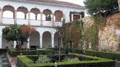 Generalife - Patio de los Cipreses - photo: Robert Bovington  # Alhambra # Granada #Andalusia #Spain http://bobbovington.blogspot.com.es/2011/10/alhambra.html