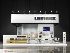 Liebherr on Behance