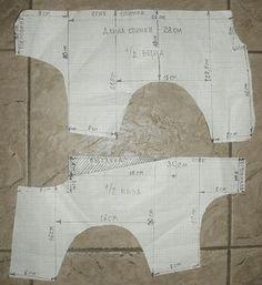 выкройка комбинезона для собаки удобный покрой: 7 тыс изображений найдено в Яндекс.Картинках: